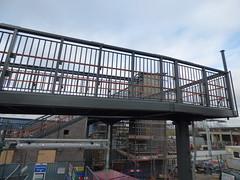 Photo of Stechford Station - New footbridge