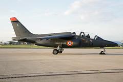 French AF Alpha Jet E (nickchalloner) Tags: e137 705lj dassaultdornier dassault dornier alpha jet french air force af france royal raf northolt egwu nht nightshoot xxiia night shoot