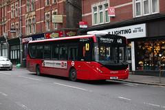 Route 440, London United, DME30363, YX19OMW (Jack Marian) Tags: route440 londonunited dme30363 yx19omw alexander alexanderdennis dennis alexanderdennisenviro200mmc enviro enviro200mmc e200mmc wembleyfirstway wembleyfourthway turnhamgreen buses bus london