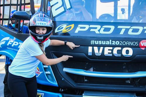 07/12/19 - Ação Speed Truck em Interlagos - Fotos: Vanderley Soares