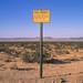 state property. mojave desert, ca. 2014.