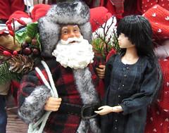 Job Applicant1 (annesstuff) Tags: annesstuff doll fashiondoll momoko santaclaus santa christmas