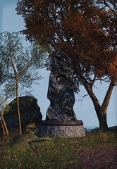 The Mage Mundus Stone (Argus Fanis) Tags: