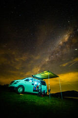 Van Life (Mick Fletoridis) Tags: long exposure nightsky milkyway stars sonyimages colour vanlife clouds nightphotography australia samyanglens