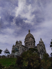 Sacre Coeur (Myra_Je) Tags: paris sacrecoeur france travel landscape sagrado corazon francia parigi
