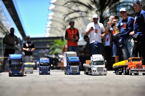 07/12/19 - A invasão dos Truck Modelismos na Copa Truck - Fotos: Duda Bairros