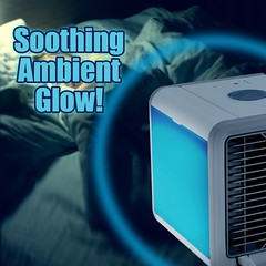 2018 Air Cooler Fan Air Personal Space Cooler Portable Mini Air Conditioner Device cool soothing wind for Home room Office Desk (alaaxprss) Tags: 2018 air cooler fan personal space portable mini conditioner device cool soothing wind for home room office desksource httpswwwdealalaaexpresscomproduct2018aircoolerfanairpersonalspacecoolerportableminiairconditionerdevicecoolsoothingwindforhomeroomofficedesk2018 deskfeaturessoothing ambient light 7 different colors with colorcycle optioncompact powerful plugs wall outs or usb portseasyfill water tank runs up 8 hours per fillultraquiet operation freonfree energy efficent source httpswwwdealalaaexpresscomproduct2018aircoolerfanairpersonalspacecoolerportableminiairconditionerdevicecoolsoothingwindforhomeroomofficedesk