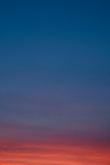 Gradient Sky (tyle_r) Tags: wisconsin december greenlake sunset 2019 vscofilm iphoto