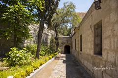 Claustros de la Recoleta  9364 (Marcos GP) Tags: marcosgp arequipa peru convento recoleta arquitectura colonial claustro