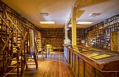 Biblioteca de Convento - 9339 (Marcos GP) Tags: marcosgp arequipa peru convento recoleta arquitectura colonial claustro