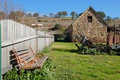 Stoke Stable Museum Carcoar (Erich Schieber) Tags: museum architecture bench village australia carcoar