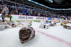 Chicago Wolves vs Manitoba Moose (manitoba_moose) Tags: ahl winnipeg manitoba canada