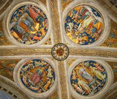 Vatican Museums series (PJ Swan) Tags: vatican museum murals frescoes paint art ornate rome roma