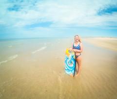 (seanlewis) Tags: puertopeñasco mexico johanna beach sand water bajacaliforniasur boogieboard