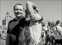 18drf0137 (dmitryzhkov) Tags: urban city everyday public place outdoor life human social stranger documentary photojournalism candid street dmitryryzhkov moscow russia streetphotography people man mankind humanity bw blackandwhite monochrome
