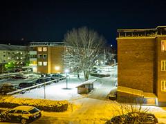 DSCF2293-2 (Ringela) Tags: köpmansgatan ludvika december 2019 dalarna sweden night fujifilm xt1