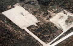 Pumpjacks on Pads (zeesstof) Tags: aerialview businesstrip geo:lat=3195323823 geo:lon=10221071730 geotagged maftoiah midland texas viewfromwindow windowseat zeesstof