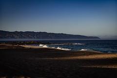 Good Day Sunshine (Errol_S) Tags: 90mmaposummicron leicam10p pacific surf bigwaveseason pupukea hawaii bluesky bluewater sunrise ocean keikisbeach oahu