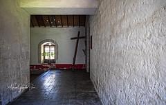 Los pasillos del claustro - 9370 (Marcos GP) Tags: marcosgp arequipa peru convento recoleta arquitectura colonial claustro