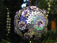 Hand Beaded Violet and Silver Lilac Floral Christmas Bauble (raaen99) Tags: sequincoveredchristmasbauble sequincoveredchristmasball handmadechristmasbauble handmadechristmasball handmade handmadechristmasgift gift christmasgift bauble ball christmastheme christmasthemed ribbon christmasbauble christmasball christmastree christmasdecoration handbeaded handsequined decoration tree sequin pin shiny matte seasonsgreetings christmas2019 merrychristmas festive celebration flower flowersequin floralsequin starsequin star silver purplesequin lilacsequin violetsequin silversequin lilac violet purple