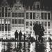 Rainy Brussels