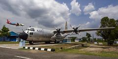Yogyakarta Air Force Museum (zsiga667) Tags: yogyakarta air force museum c130 hercules