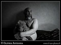 Fabio - 12 (L'il aux photos) Tags: homme nudité nu masculin mâle man nude naked