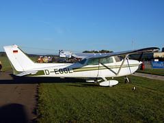 D-EGGL Cessna 172M Skyhawk (johnyates2011) Tags: hahnweide2019 hahnweide cessna deggl cessnaskyhawk cessna172skyhawk cessna172