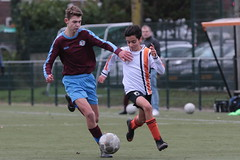 """HBC Voetbal • <a style=""""font-size:0.8em;"""" href=""""http://www.flickr.com/photos/151401055@N04/49186268793/"""" target=""""_blank"""">View on Flickr</a>"""