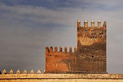 Battlements -Fez (JLM62380) Tags: rempart maroc battlements ocher créneaux sky ciel ocre morocco place square fes fez
