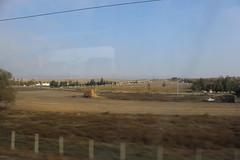 View from the YHT just before Eskişehir (Timon91) Tags: turkey turkei turkije türkiye turkiye turk yht yüksek hizli tren high speed train rail railway ray tcdd trein spoor zug eisenbahn bahn bahnhof spoorweg trem rails railways railroad