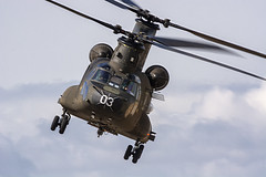 CFR5660  Boeing Vertol CH-47d Chinook (Carlos F1) Tags: nikon aircraft airplane aeroplane avion aeronave festaalcel airshow festivalaereo festival planespotter spotting lleida lerida ild helicoptero helicopter famet boeing vertol ch47d chinook ht1703 et403 alguaire spain