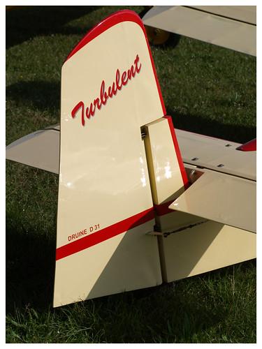 Druine D31 Turbulent 91-AHA