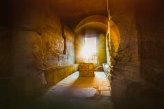 Goddess of Karnak (Trent's Pics) Tags: holyofholies innersanctuary innersanctum karnaktemple ancient archeaology egypt egyptian flare karnak lifestyle orbs spiritual sunburst temple