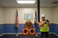 Monitor Merrimac Memorial Bridge Tunnel (TheLilRubix) Tags: chesapeake bay james river tunnel crossing virginia norfolk newport news ship bridge interstate water secret