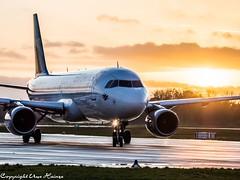 The Last Light HAJ 02122019 02 (U. Heinze) Tags: aircraft airlines airways airplane planespotting plane sky himmel haj hannoverlangenhagenairporthaj eddv olympus omd em1markii 12100mm flugzeug