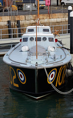 HMAFV 102 (Bernie Condon) Tags: hmafv hmafv102 launch vintage preserved historic boat raf royalairforce portsmouth dockyard hmnb historicdockyard hampshire hmnavalbase rn navy royalnavy harbour port