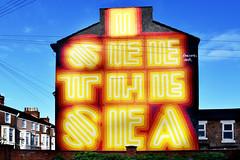NEW BRIGHTON MURALS SERIES # 13 : Can you decipher this? (tommypatto : ~ IMAGINE.) Tags: newbrighton murals merseyside streetart