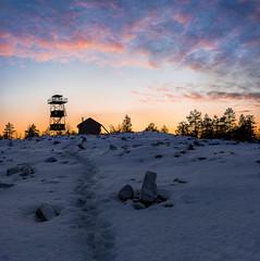 Just a Few More Steps (Mygii) Tags: finland kemi keminmaa martioaapa kivalo sunset lapland