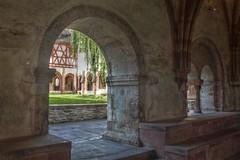 Eberbach Monastery (Kasimir) Tags: eberbach middleages monastery monasterio kloster rhineland