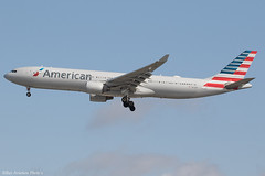N276AY (Baz Aviation Photo's) Tags: n276ay airbus a330323 american airlines heathrow runway 27l aal aa egll lhr