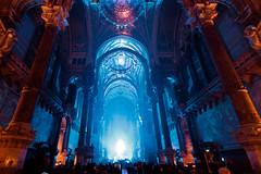 Fête des Lumieres (lyrks63) Tags: france fetes fourvière fête fdl fdl2019 mapping lumières lyon light lightshow lights lumieres basilique art canon