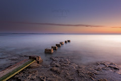 sA tRINXA (samurifu) Tags: sunset sunsetlight nocloudsnofun kasefilters longexposure landscape seascape mediterraneansea