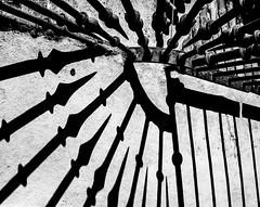 SpineForward.jpg (Klaus Ressmann) Tags: klaus ressmann omd em1 abstract autumn clerecia esalamanca roof blackandwhite design flcabsoth lattice shadows streetart klausressmann omdem1