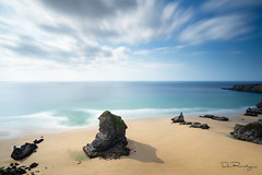 Bedruthan (DanRansley) Tags: atlantic bedruthansteps britain carnewas cornwall danransley danransleyphotography danransleynet england gb greatbritain kernow photography uk unitedkingdom beach conservation island landscape nature ocean rock sand sea sky stack water