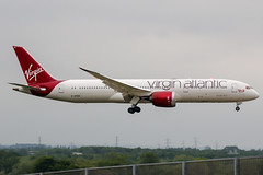 G-VFAN (PlanePixNase) Tags: london heathrow lhr egll planespotting airport aircraft virgin atlantic boeing 7879 b787 b789 787 789