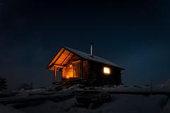 Cozy Stargazing (Mygii) Tags: finland simo keminmaa martimoaapa lapland winter