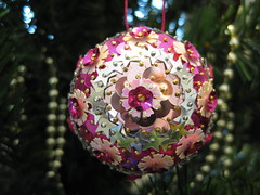 Hand Beaded Pink and Magenta Floral Christmas Bauble (raaen99) Tags: handmade handmadechristmasbauble sequincoveredchristmasbauble sequincoveredchristmasball handmadechristmasball ball decoration christmastree gift christmasdecoration ribbon bauble christmasgift christmasball christmasbauble christmastheme handbeaded christmasthemed handmadechristmasgift handsequined flower tree festive star shiny pin celebration merrychristmas matte seasonsgreetings sequin starsequin flowersequin floralsequin christmas2019 pink silver magenta silversequin pinksequin magentasequin