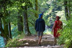 sBs_1907(vac2)_0025-2 (schoolartBYschoolboy) Tags: auvergne puydedome lake forest vulcan family walk