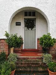 Photo of Chorleywood Christmas Doors 2019